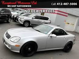 Convertible 8 listings remove filter. Used Mercedes Benz Slks For Sale Truecar