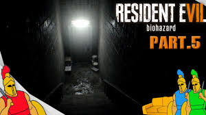 CREEPY BASEMENT STAIRS  Resident Evil  Couch Coop YouTube - Creepy basement stairs