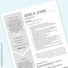 Download free two pages resume template for your next job interview. Page 2 200 Free Cv Templates In Microsoft Word Cvtemplatemaster Com