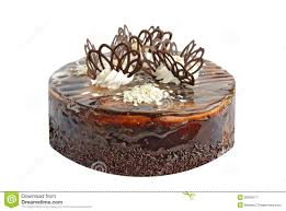 chocolate cake white background.  White Chocolate Cake On The White Background On Cake White Background L
