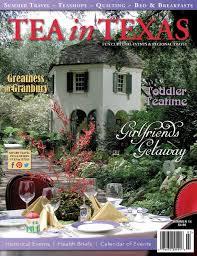 Teaintexas Summer 2014 By Texas Tea Travel Magazine Issuu