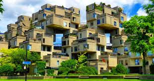 Montreal's Habitat 67 All-New $1,000,000 Apartments Look Freaking Insane  featured image
