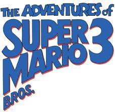 Image - The Adventures of Super Mario Bros 3 logo.png | Nintendo ...
