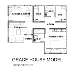 grace house model floor plan house designs and house plans