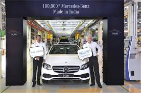 Discover the full range of mercedes benz cars in india. A Look Back On 25 Years Of Mercedes In India Feature Autocar India