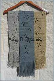 Crochet Scarf Pattern Free Custom Over 48 Free Crocheted Scarf Patterns At AllCrafts