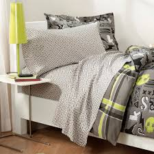 bedding grey and lime green duvet covers uk home design