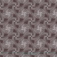 Design Behang Golven Lijnen Flowing Bruin Wit Muurbloemcom
