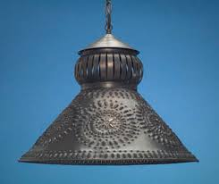 tin lighting fixtures. Vintage Pierced Tin Lighting: Hammerworks Antique Shade SH101 Lighting Fixtures U