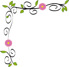 Floral Borders For Word Arc Border Cliparts Cliparts Zone