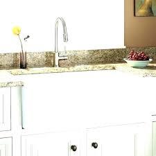 33 inch a front kitchen sink x farmhouse 1 white cast iron sinks