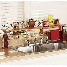 apple kitchen decor. scroll apple over-the-sink shelf from ginny\u0027s ® kitchen decor pinterest