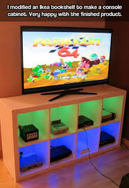 console cabinet ikea for men