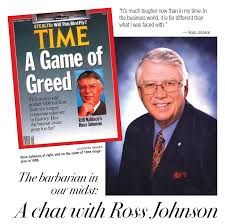 A chat with Ross Johnson | Charlotte County Florida Weekly