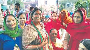Himachal Pradesh Polls A Rebel In Her Way Bjps Indu Goswami Hopes