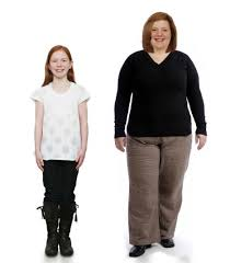 10 Year Old Weight Chart Pictured How A Healthy 10 Year Old Girl Would Turn Into An