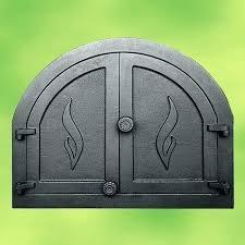 pizza oven doors cast iron the panama door is a in modern design outdoor ideas bread wood fired pizza oven doors