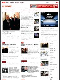 Newspaper Website Template Free Download Newspaper Website Template Newspaper Website Template 7 Best