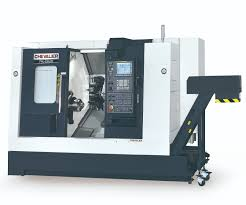 Design Features To Facilitate Machining Multi Axis Lathe Features Large Y Axis For Off Center