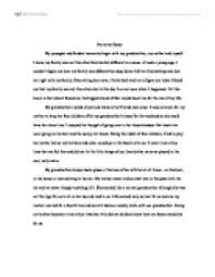 essay on my mother co essay
