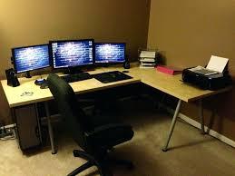 desk u shaped desk plans l shaped computer desk sauder u shaped desk pursuit u