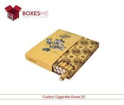 Paper Cigarette Boxes Custom Cigarette Packaging Wholesale
