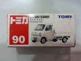 2018 suzuki truck. exellent truck tomy tomica diecast  90  suzuki carry pick up new inside 2018 suzuki truck