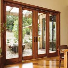 wood french patio doors opening to courtyard brands sliding wood patio doors with