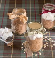 Decorating Mason Jars With Ribbon DIY Mason Jar Gifts Homemade Hot Chocolate Marshmallows 6