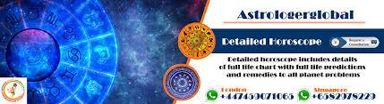Detailed Horoscope Astrologer Global