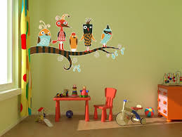 nice kids room wall decor design