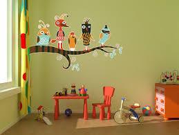 nice kids room wall decor design