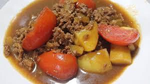 Masakan ini dijamin bikin buah hatimu ketagihan karena bentuknya yang unik. Cara Masak Semur Daging Sapi Cincang Kentang Youtube