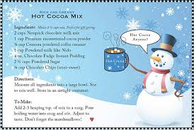 Gift Tag Coloring Page Hot Cocoa Recipe Gift Tags Jingle Bells And Coloring Page