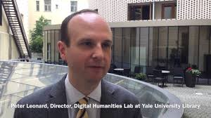 Dr. Peter Leonard on text and data mining at Yale University Library -  YouTube