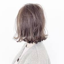 冬トレンドシースルーボブワンカールで程よい大人のこなれヘア