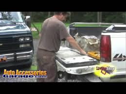 LivingStep Truck Tailgate Step - YouTube