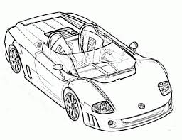 Small Picture Free Printable Race Car Coloring Pages For Kids with regard to