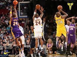 Kobe Bryant Jump Shot ...