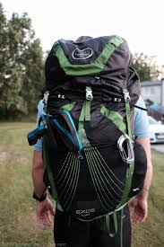 Osprey Exos 48 Size Chart Osprey Exos 48 Backpack A Review Ultralight And Comfortable