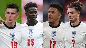 England vs Denmark team selection ...