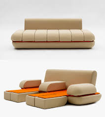 awesome sofa. Exellent Awesome Awesome TouchpadControlled Transforming Sofa Intended E