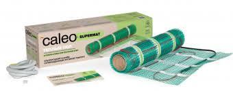 Нагревательный <b>мат</b> для <b>теплого пола</b> CALEO SUPERMAT 130 ...