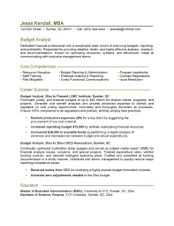 budget analyst resume template budget resume cover letter gallery of budget analyst cover letter