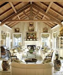 rustic decorating ideas for living rooms 6 with beams diy rustic home decor ideas for living room