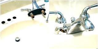 repair leaking bathroom faucet how