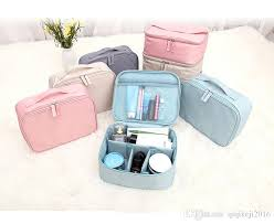 2019 8 designer fresh cosmetic case outdoor travel makeup bags portable and durable toilet kits best for las and s whole from qiqikeji2016