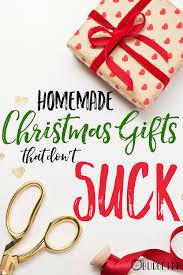 Homemade Christmas Gifts  Christmas CelebrationsHomemade Christmas Gifts Cheap