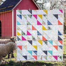 9804 best Quilts images on Pinterest | Carpets, Projects and Tutorials & @sometimescrafter put together this beautiful quilt made with  #artGalleryfabrics #fabrics #quilt # Adamdwight.com