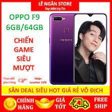 điện thoại Oppo F9 2sim ram 6G bộ nhớ 64G mới CHÍNH HÃNG